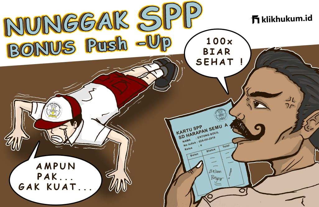 NUNGGAK SPP BONUS PUSH-UP