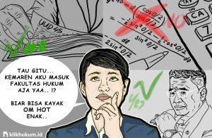 PANDUAN SUKSES JADI MAHASISWA FAKULTAS HUKUM