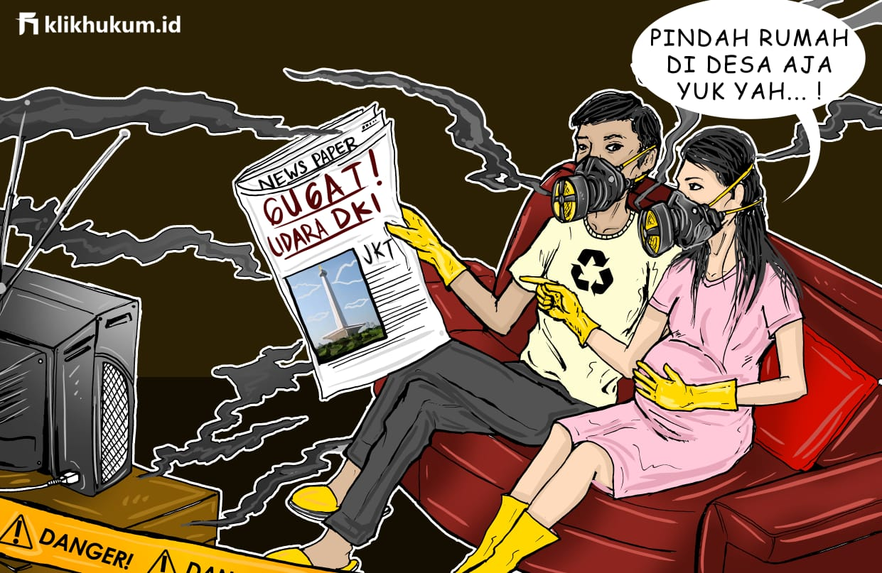 GUGAT UDARA JAKARTA