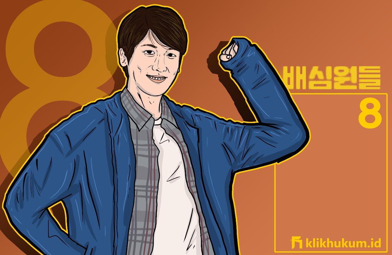 FILM KOREA JUROR 8, DAN RIWAYAT JURI PERADILAN PIDANA