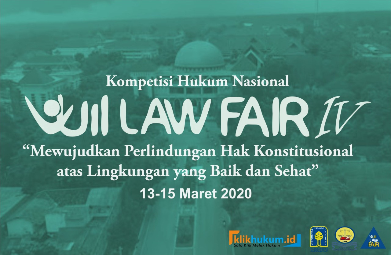 UII LAW FAIR – Piala Moh. Natsir 2020