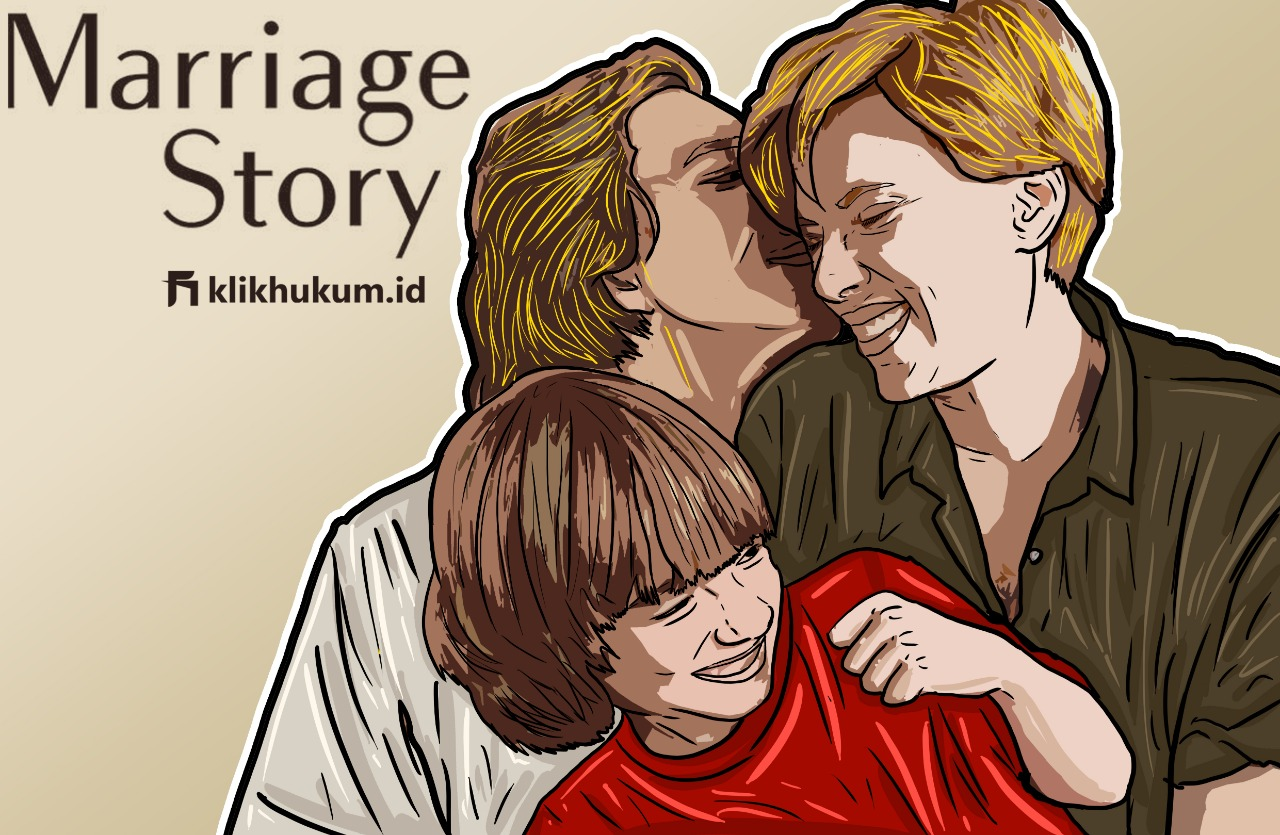 MARRIAGE STORY & KISAH PERCERAIAN