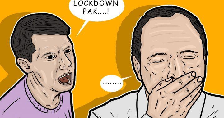 APAKAH INDONESIA PERLU LOCKDOWN??