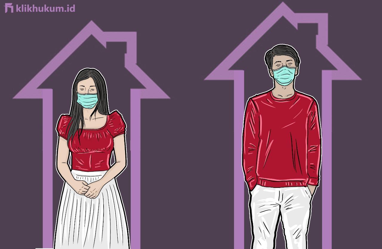 PENTINGNYA SOCIAL DISTANCING