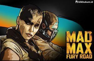 MAD MAX: FURY ROAD, PEREBUTAN SUMBER DAYA AIR