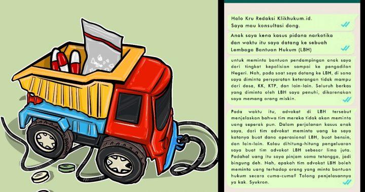 CURKUM #75 BOLEHKAH LBH MEMINTA BAYARAN