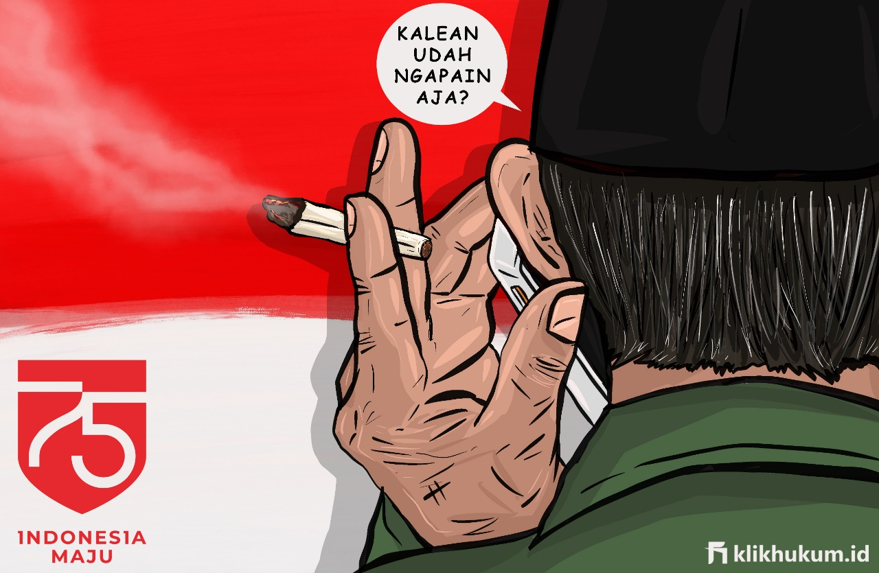 INDONESIA MERDEKA 75 TAHUN, KAMU UDAH NGAPAIN AJA?