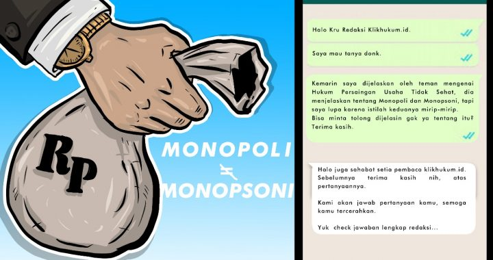CURKUM #86 PERBEDAAN MONOPOLI DAN MONOPSONI