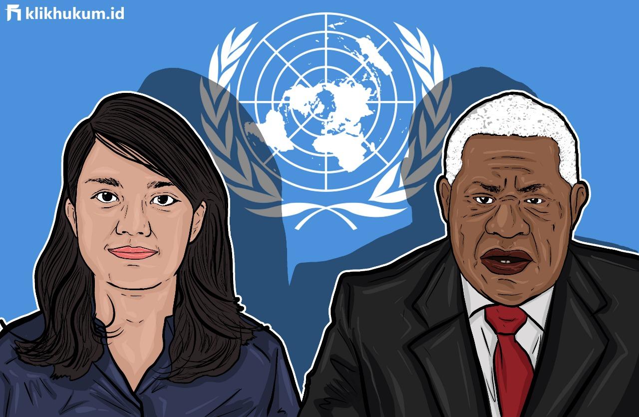 VANUATU, JANGAN BANYAK 'CAKAP' NGURUSIN  INDONESIA