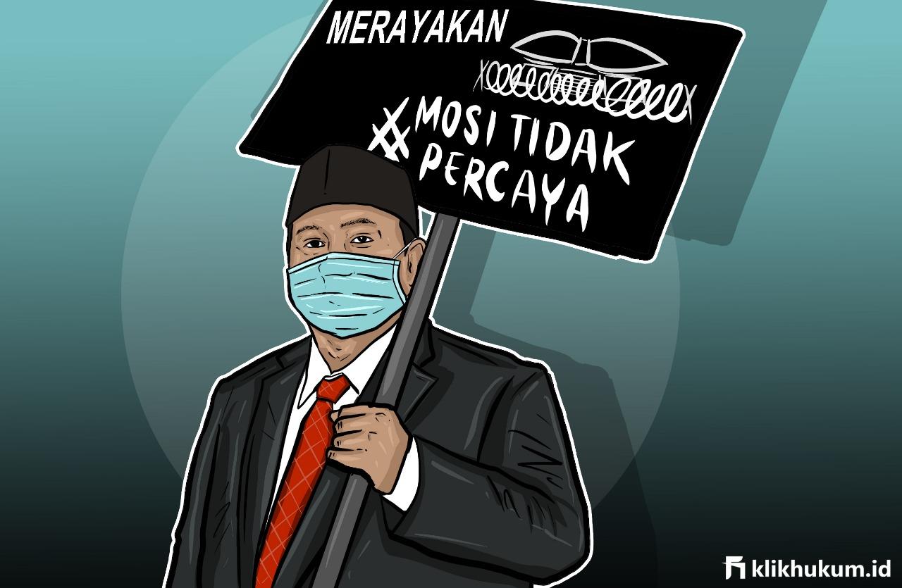 MERAYAKAN #MOSITIDAKPERCAYA