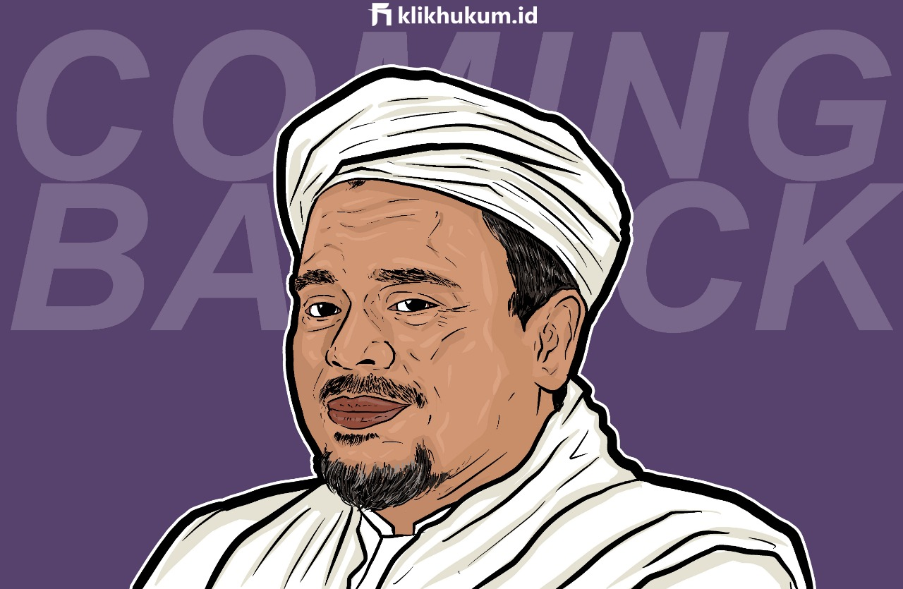 5 ALASAN HABIB RIZIEQ HARUS PULANG KE INDONESIA!