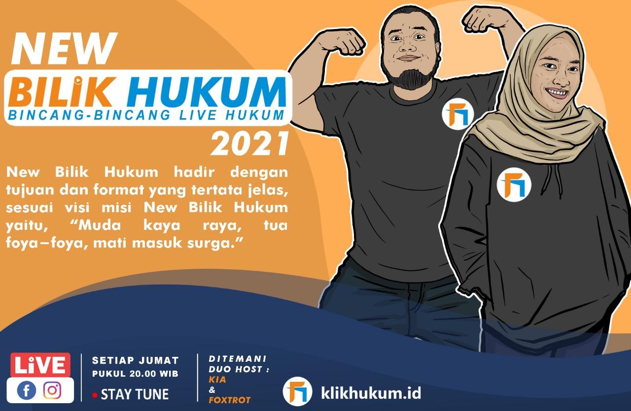 NEW BILIK HUKUM SAY HI 2021