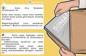 CURKUM #119 9 LANGKAH MUDAH MEMBUAT SOMASI
